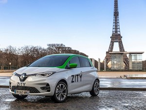 © Renault / Zity E-Carsharing in Paris