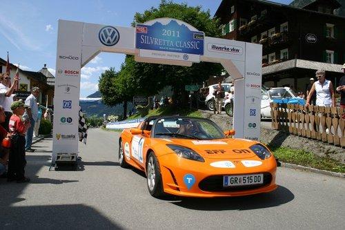 Carnuntum E Rallye 2011 Elektrisch Unterwegs