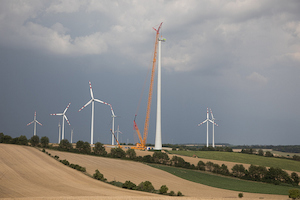 © Windkraft Simonsfeld/ Windpark Kreuzstetten