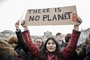 © Greenpeace / Mitja Kobal - There is no planet B