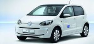 © Volkswagen e-UP
