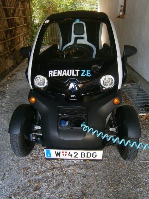 Renault Twizy: Ist das ein Elektroauto? Ja- und Spaß pur! - oekonews.at